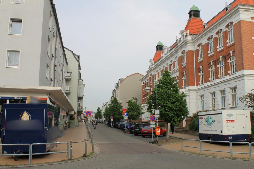 blaumachen-Festplatz am Vorabend 2011