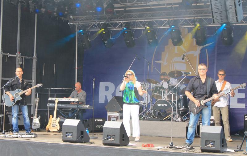 Hanseatische Brauerei Rostock beim blaumachen 2011