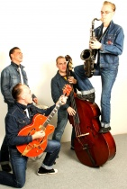 Honky-Tonk-Band in Rostock 2011