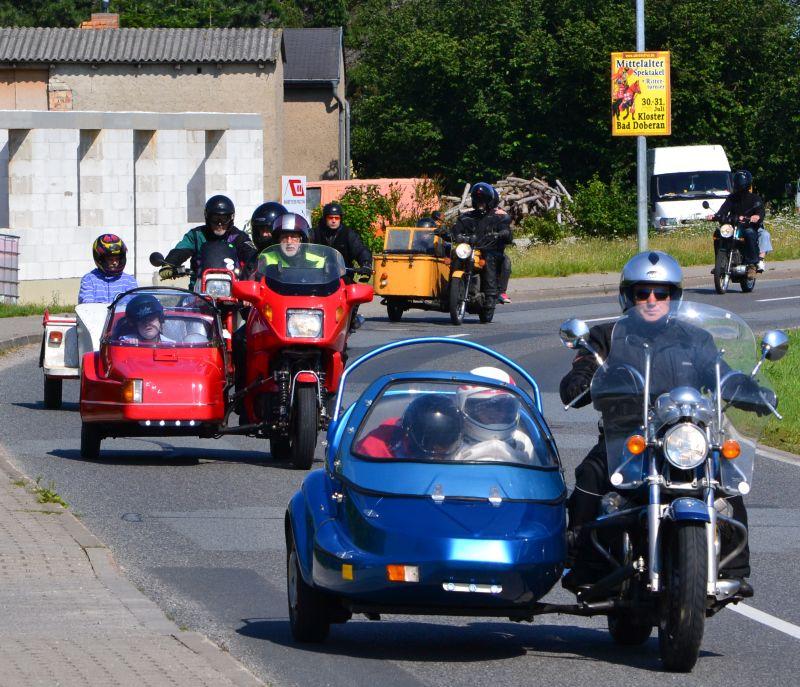 Jumbofahrt Rostock 2011