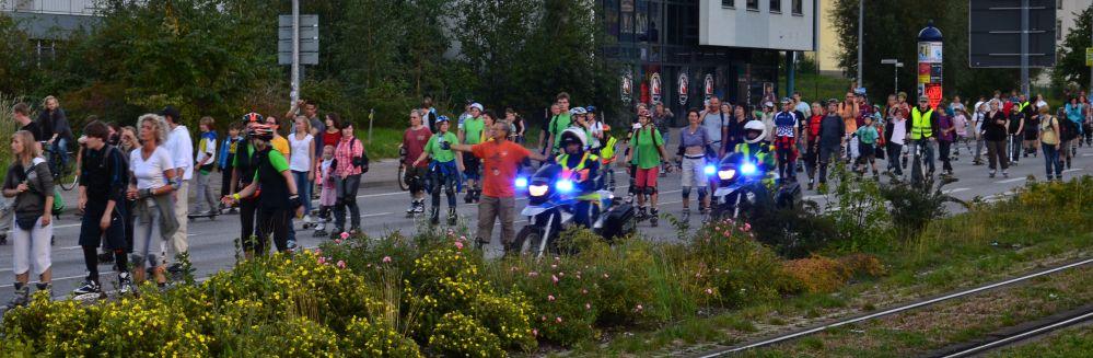 Rostocker Skater-Nacht 2011