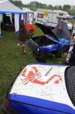 Stockcar-Rennen in Mecklenburg - Bild 417